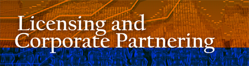 Licensing and Corporate Partnering