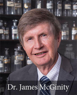 Dr. James McGinity