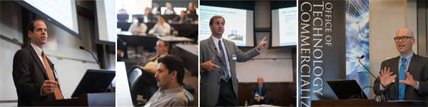 [ montage of photos from Patent event ]