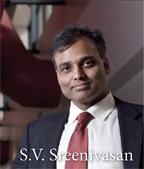 S.V. Sreenivasan