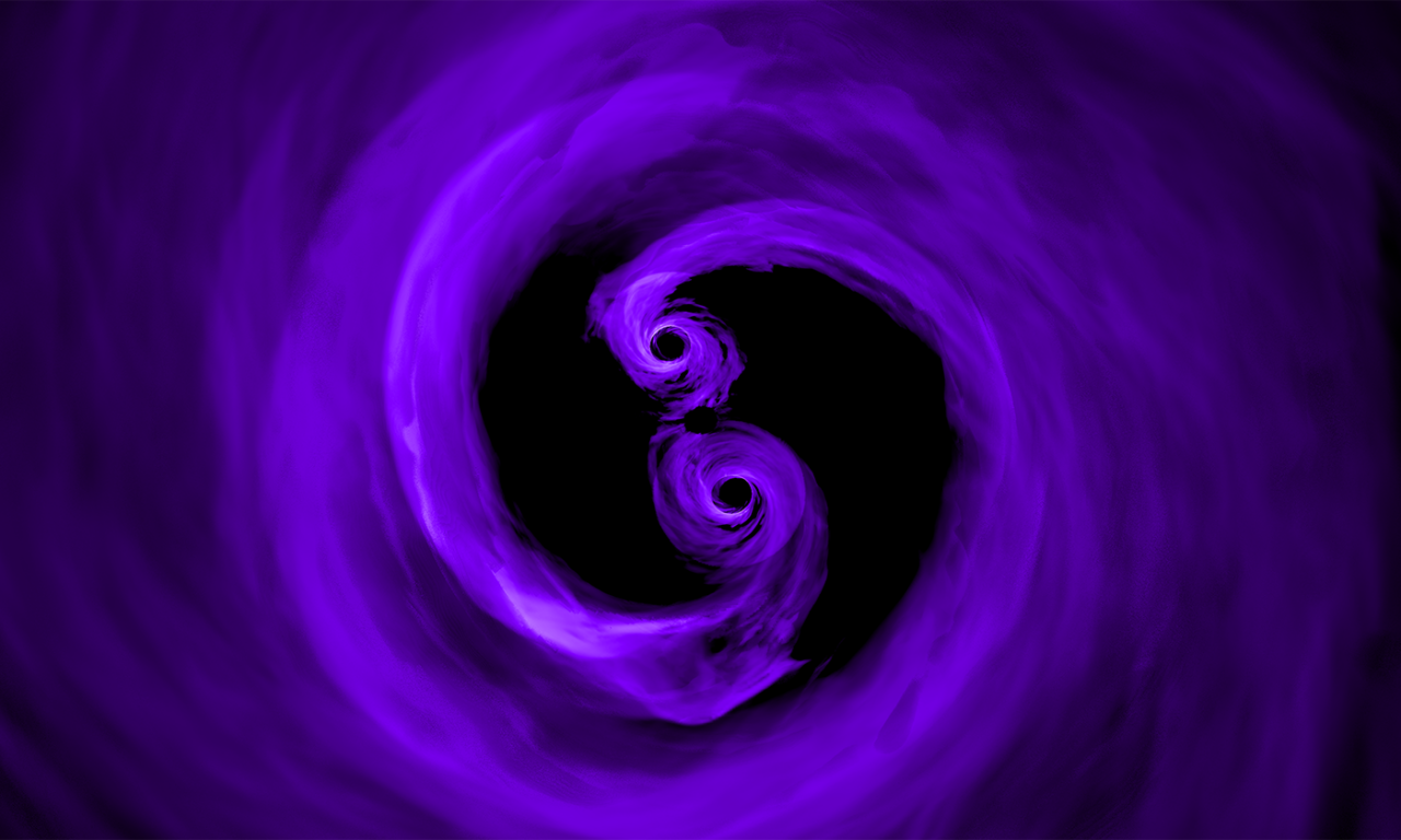 black-hole-pair