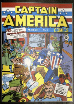 Captain of America Issue No. 1