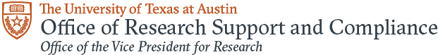 Office of Research Support and Compliance