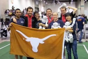 Robot Soccer Champs