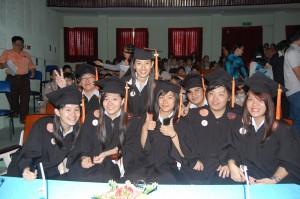 UTHS Nam My School Graduates