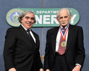 Allen J. Bard and Ernest Moniz