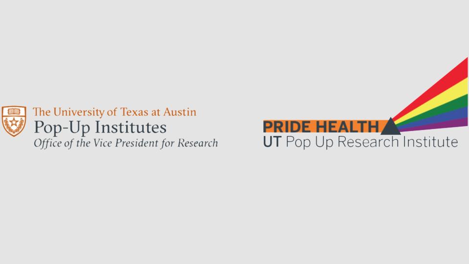 Pop Up Institutes Pride Health