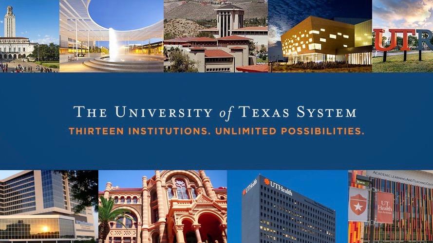 UT System Institutions