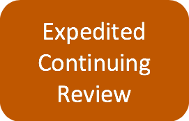 Expedited Continuing review icon