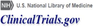 ClinicalTrailsGov Logo
