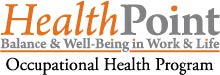 HealthPoint Occupational Health Program logo